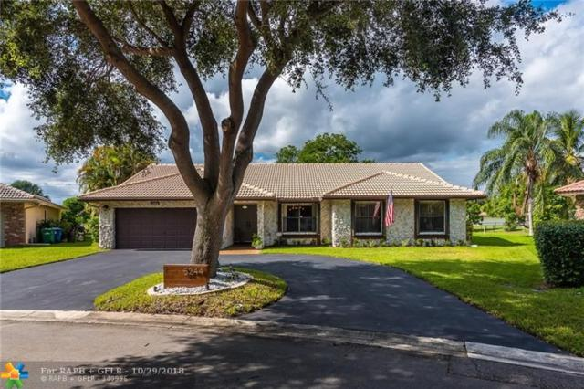 5244 NW 66th Dr, Coral Springs, FL 33067 (MLS #F10147480) :: Green Realty Properties