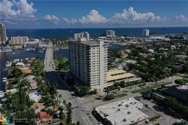 2500 E Las Olas Bl #507, Fort Lauderdale, FL 33301 (MLS #F10147482) :: The O'Flaherty Team