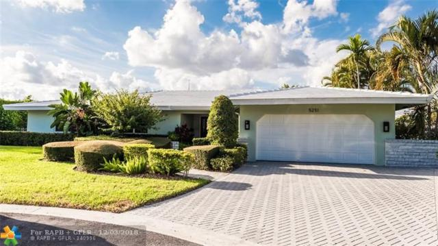 5251 NE 29th Ave, Fort Lauderdale, FL 33308 (MLS #F10147557) :: Green Realty Properties