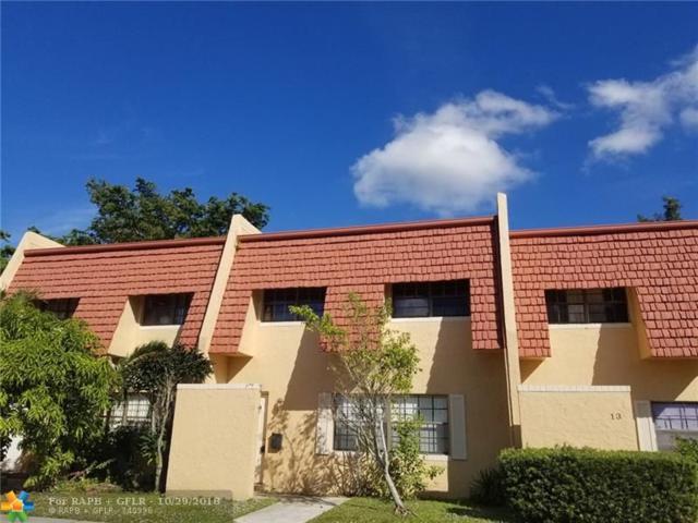 11 Meacham Ln #11, Tamarac, FL 33319 (MLS #F10147611) :: Green Realty Properties