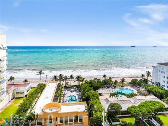 1905 N Ocean Blvd 14A, Fort Lauderdale, FL 33305 (MLS #F10147682) :: Green Realty Properties