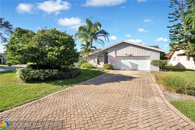 7833 Nutmeg Ct, Tamarac, FL 33321 (MLS #F10147698) :: Green Realty Properties