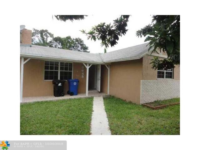 3645 SW 12th Pl, Fort Lauderdale, FL 33312 (MLS #F10147758) :: Green Realty Properties