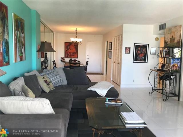 405 N Ocean Blvd #1725, Pompano Beach, FL 33062 (MLS #F10147826) :: Green Realty Properties
