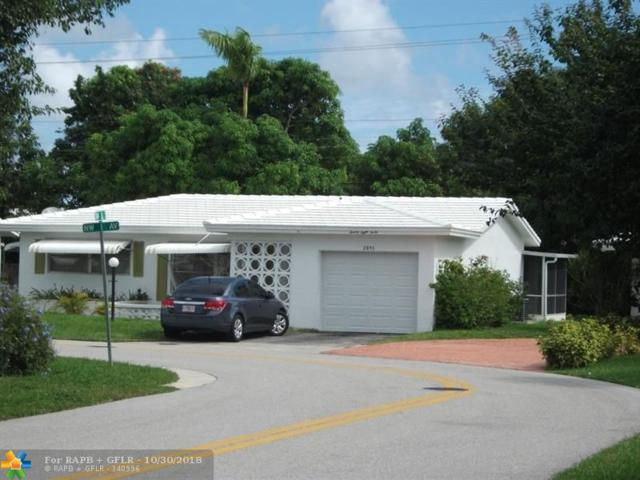 2840 NW 1st Ave, Pompano Beach, FL 33064 (MLS #F10147830) :: Green Realty Properties