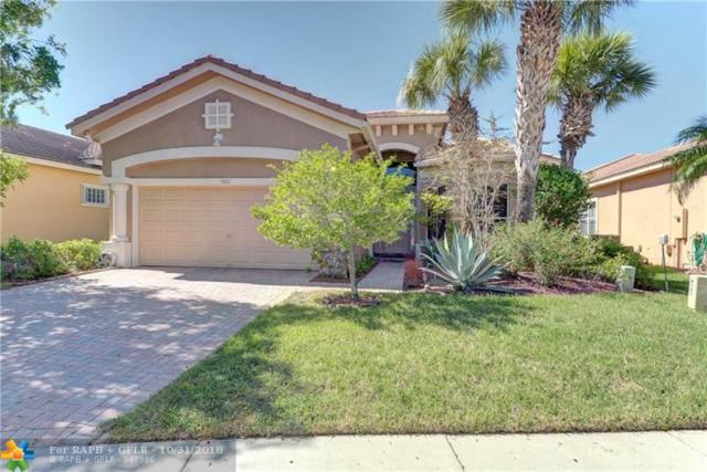7803 NW 124th Ter, Parkland, FL 33076 (MLS #F10147864) :: Green Realty Properties