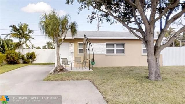 5820 NE 6th Ter, Oakland Park, FL 33334 (MLS #F10147895) :: Green Realty Properties