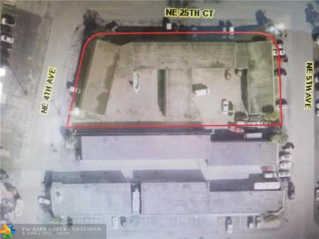 451 NE 25th St, Pompano Beach, FL 33064 (MLS #F10147928) :: Green Realty Properties