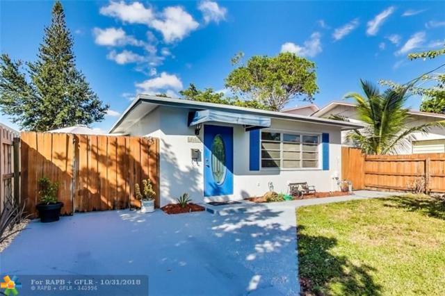 1085 NE 32nd St, Oakland Park, FL 33334 (MLS #F10147941) :: Green Realty Properties