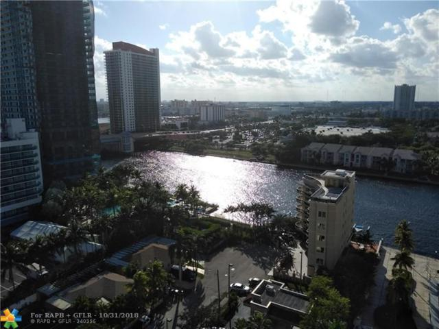 3800 S Ocean Dr #1612, Hollywood, FL 33019 (MLS #F10147971) :: Green Realty Properties