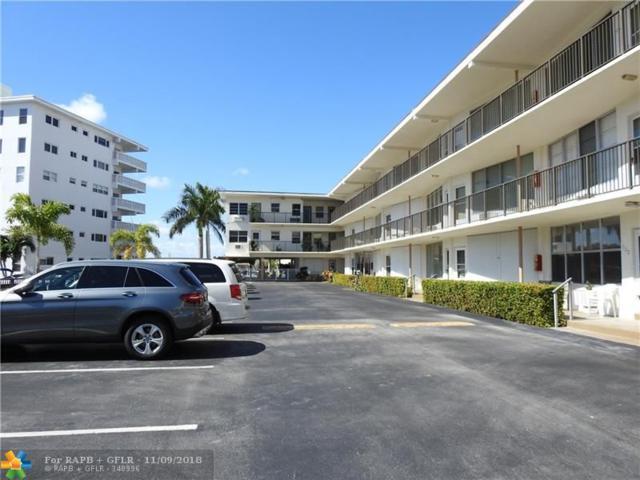 3177 S Ocean Dr #128, Hallandale, FL 33009 (MLS #F10148000) :: Green Realty Properties
