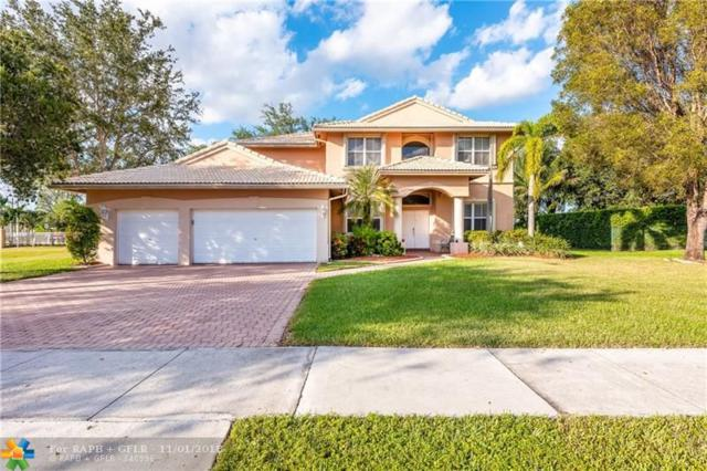 15841 SW 61st St, Davie, FL 33331 (MLS #F10148006) :: Green Realty Properties