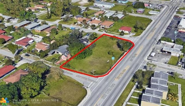 7660-7680 NW 17th Ave, Miami, FL 33147 (MLS #F10148018) :: Green Realty Properties