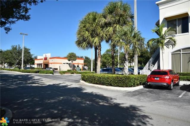 1779 N University Dr #205, Pembroke Pines, FL 33024 (MLS #F10148069) :: Green Realty Properties