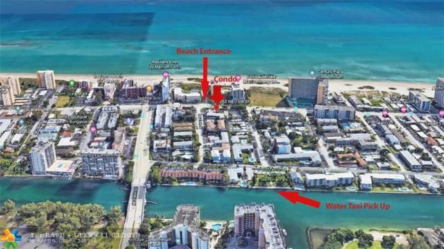 3252 NE 13th St #209, Pompano Beach, FL 33062 (MLS #F10148171) :: Green Realty Properties