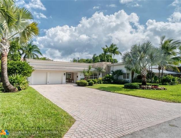 1516 Coral Ridge Dr, Fort Lauderdale, FL 33304 (MLS #F10148193) :: Green Realty Properties