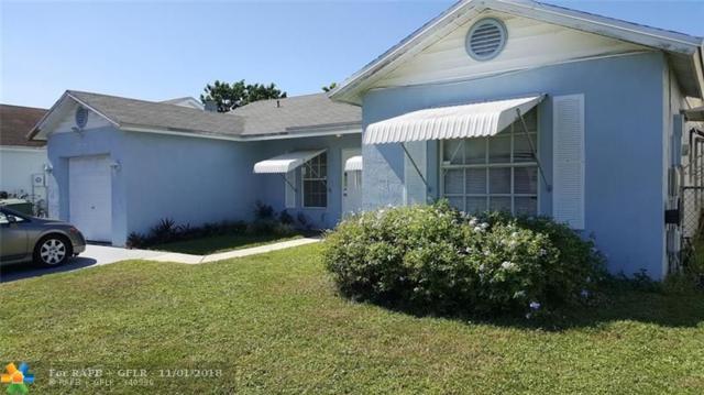 1220 SW 87th Way, Pembroke Pines, FL 33025 (MLS #F10148218) :: Green Realty Properties
