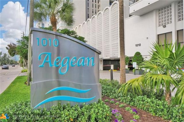 1010 S Ocean Blvd #1009, Pompano Beach, FL 33062 (MLS #F10148285) :: Green Realty Properties
