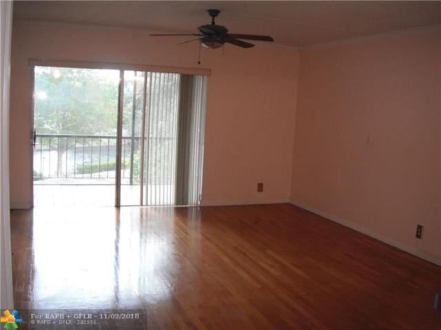 610 Tennis Club Dr #304, Fort Lauderdale, FL 33311 (MLS #F10148304) :: Green Realty Properties