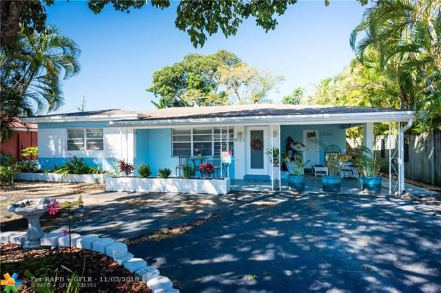 4721 NE 4th Ave, Oakland Park, FL 33334 (MLS #F10148319) :: Green Realty Properties