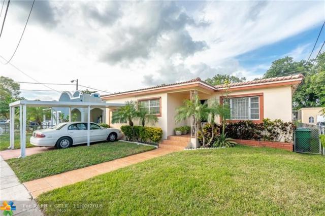 1391 NW 56th St, Miami, FL 33142 (MLS #F10148320) :: Green Realty Properties