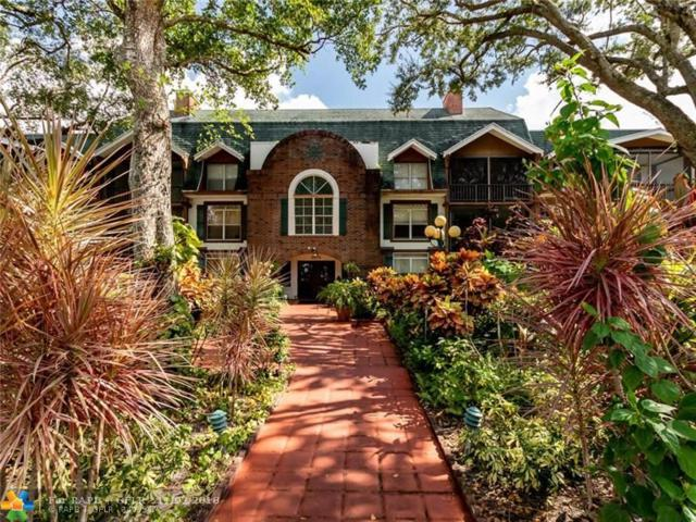 3670 Inverrary Dr 2W, Lauderhill, FL 33319 (MLS #F10148324) :: Green Realty Properties