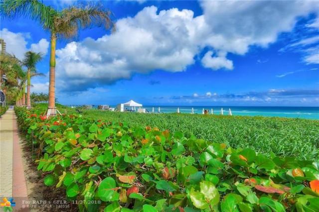15901 Collins Avenue #CAB14, Sunny Isles Beach, FL 33160 (MLS #F10148373) :: Green Realty Properties