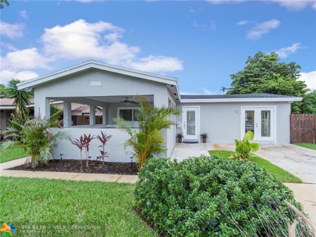4831 NE 5th Ter, Oakland Park, FL 33334 (MLS #F10148399) :: Green Realty Properties