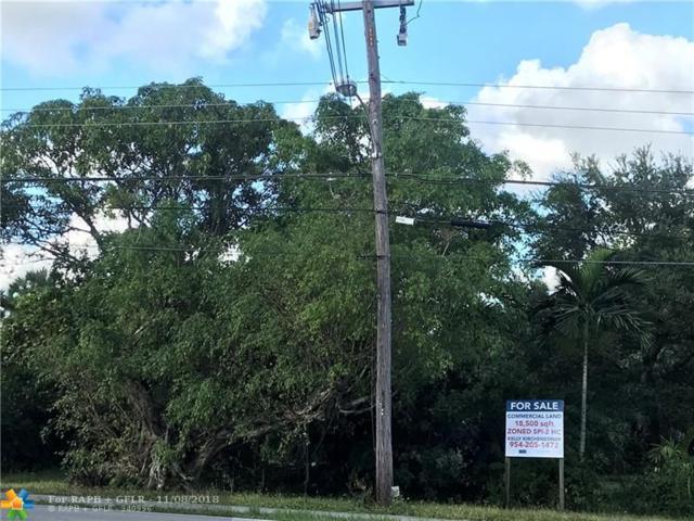 4281 Peters Rd, Plantation, FL 33317 (MLS #F10148418) :: Green Realty Properties