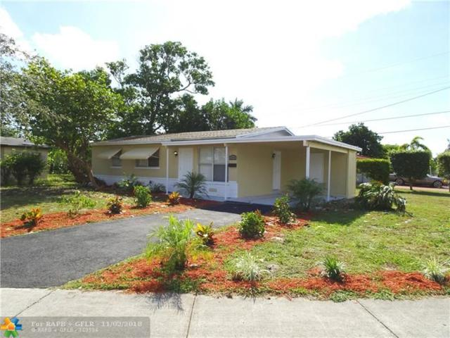 570 NW 18th St, Pompano Beach, FL 33060 (MLS #F10148433) :: Green Realty Properties