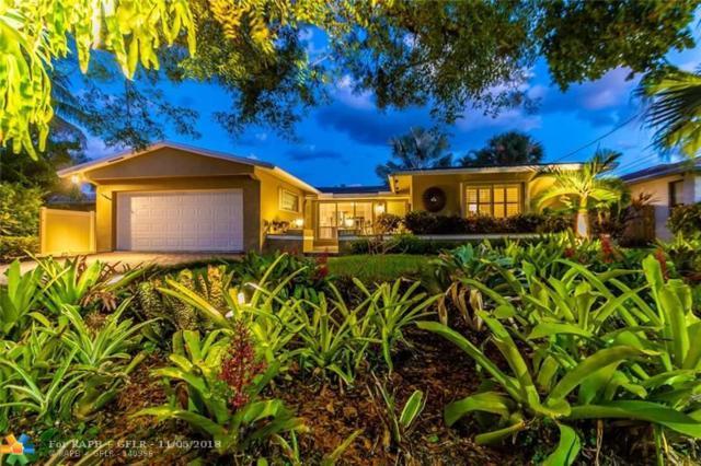 2040 NE 21st Ct, Wilton Manors, FL 33305 (MLS #F10148587) :: Green Realty Properties