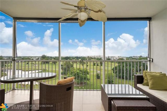 2671 S Course Dr #810, Pompano Beach, FL 33069 (MLS #F10148684) :: Green Realty Properties
