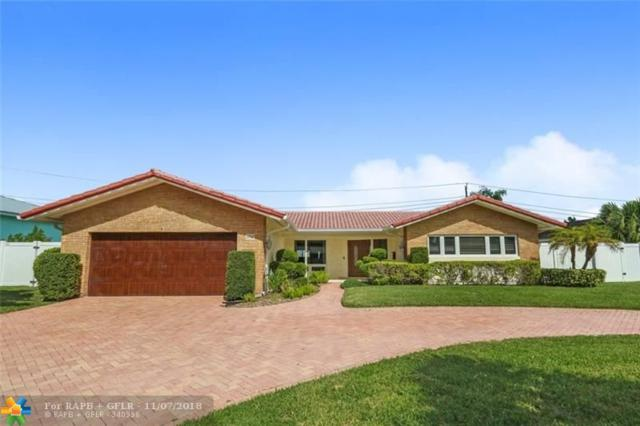 2841 NE 39th St, Lighthouse Point, FL 33064 (MLS #F10148720) :: Green Realty Properties