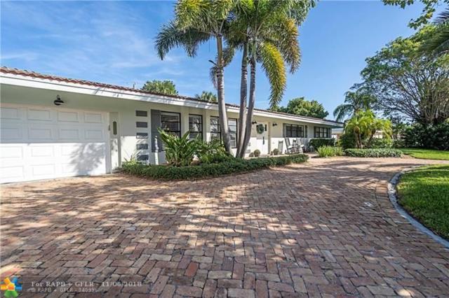 700 NE 25th Ave, Pompano Beach, FL 33062 (MLS #F10148803) :: Green Realty Properties