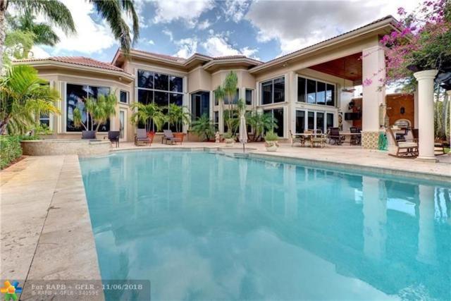 1848 NW 124th Way, Coral Springs, FL 33071 (MLS #F10148832) :: Green Realty Properties