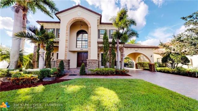 10210 Majestic Trl, Parkland, FL 33076 (MLS #F10148885) :: Green Realty Properties