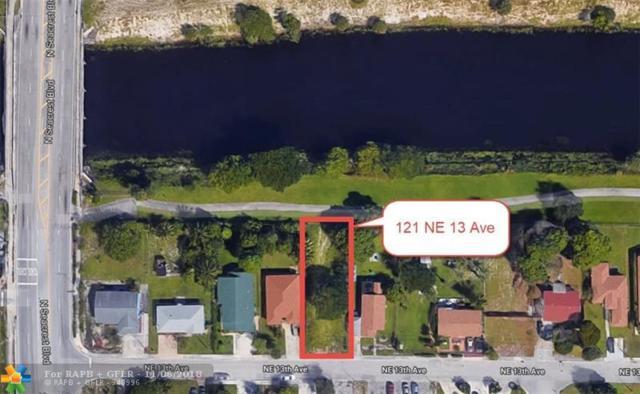 121 NE 13th Ave, Boynton Beach, FL 33435 (MLS #F10148907) :: Green Realty Properties