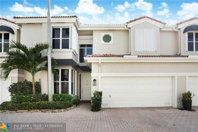 1610 NE 1ST ST #2, Fort Lauderdale, FL 33301 (MLS #F10148956) :: Green Realty Properties