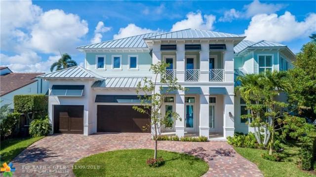 2395 NE 28th St, Lighthouse Point, FL 33064 (MLS #F10148968) :: Green Realty Properties