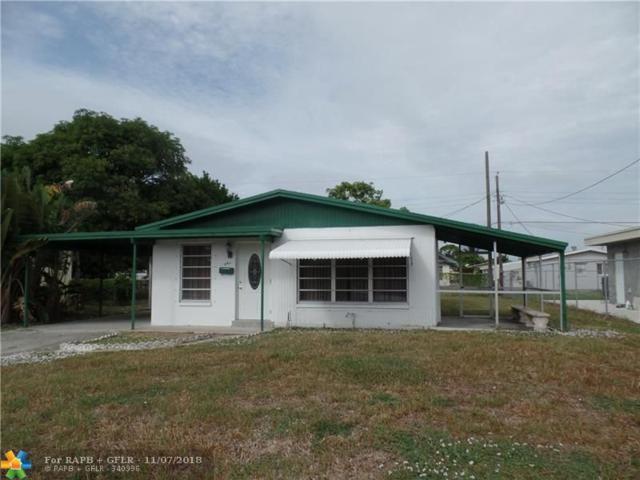 641 NW 18th Ct, Pompano Beach, FL 33060 (MLS #F10148977) :: Green Realty Properties
