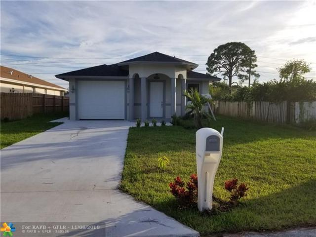 4374 Canal 9 Rd, West Palm Beach, FL 33406 (MLS #F10149097) :: Green Realty Properties