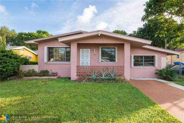 2424 NW 66th St, Miami, FL 33147 (MLS #F10149128) :: Green Realty Properties