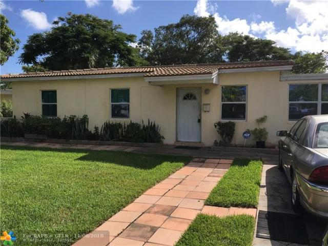 1524 NW 15th Street, Fort Lauderdale, FL 33311 (MLS #F10149212) :: Green Realty Properties