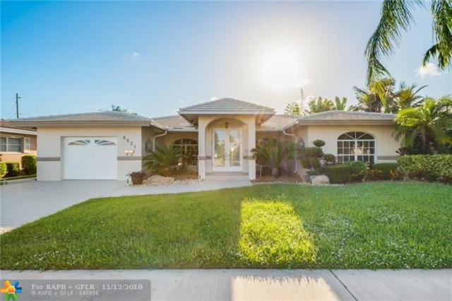 6621 NE 21st Dr, Fort Lauderdale, FL 33308 (MLS #F10149274) :: Green Realty Properties