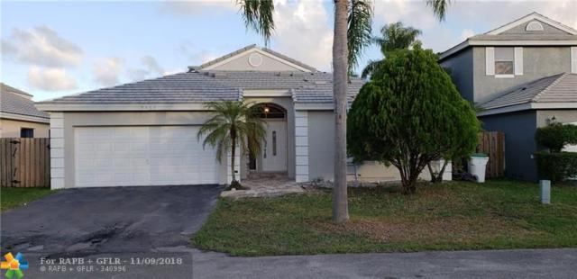 5464 NW 55th Dr, Coconut Creek, FL 33073 (MLS #F10149290) :: Green Realty Properties