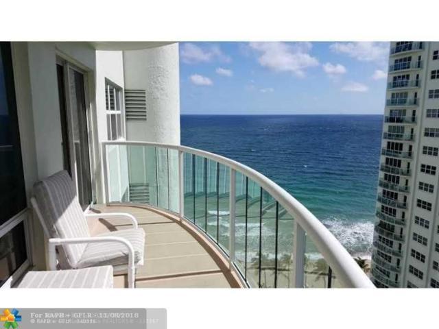 3410 Galt Ocean Dr 1508N, Fort Lauderdale, FL 33308 (MLS #F10149319) :: Berkshire Hathaway HomeServices EWM Realty