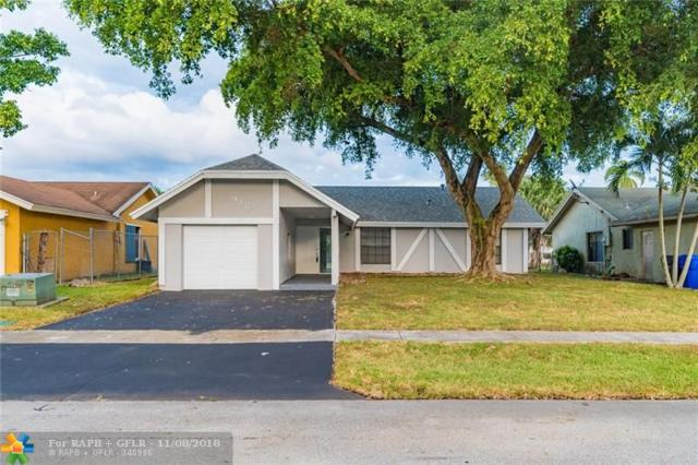 416 SW 75th Ave, North Lauderdale, FL 33068 (MLS #F10149326) :: Green Realty Properties