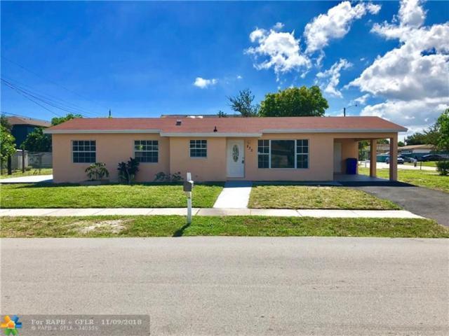 230 NW 5th St, Deerfield Beach, FL 33441 (MLS #F10149403) :: Green Realty Properties