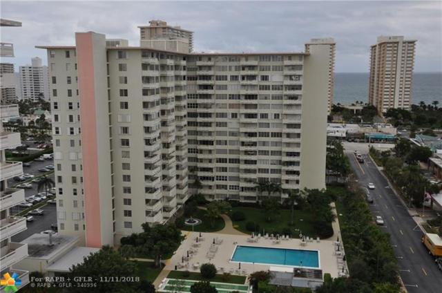 3333 NE 34th St #1122, Fort Lauderdale, FL 33308 (MLS #F10149426) :: Green Realty Properties