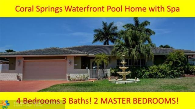 1739 NW 81st Ave, Coral Springs, FL 33071 (MLS #F10149428) :: Green Realty Properties